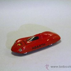 Coches a escala: SOLIDO. ESCALA 1:43. FIAT ABARTH RECORD. REEDICIÓN.. Lote 113246403