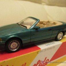 Coches a escala: BMW SERIE 3 CABRIO DE SOLIDO. Lote 37275698