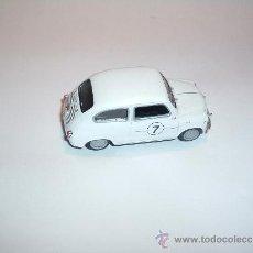 Coches a escala: SEAT NARDI 1000 GT, 1965, DE SOLIDO, 1/43.. Lote 37462008