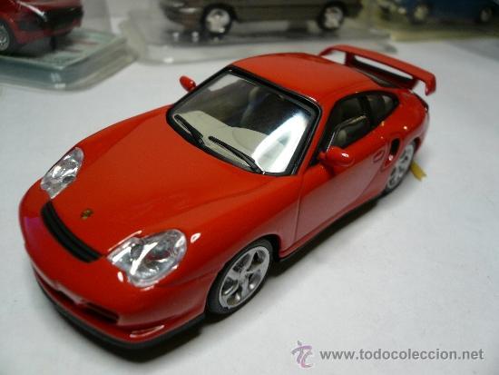 SOLIDO PORSCHE 911 GT2 (Juguetes - Coches a Escala 1:43 Solido)