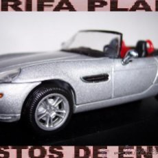 Coches a escala: BMW Z8 ESCALA 1:43 DE SOLIDO EN CAJA NO ORIGINAL. Lote 40285978