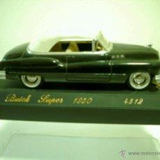 Coches a escala: BUICK SUPER 1950 DE SOLIDO SERIE AGE DOR. Lote 41076501