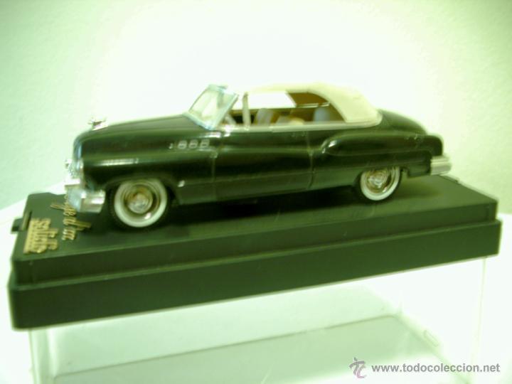 Coches a escala: BUICK SUPER 1950 DE SOLIDO SERIE AGE DOR - Foto 3 - 41076501