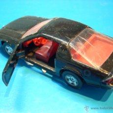 Coches a escala: 109 JUGUETE CAR COCHE CHEVROLET CAMARO MADE IN FRANCE FRANCIA ESCALA 1/43 SOLIDO Nº 1507 AÑOS 80. Lote 41656278