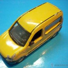 Coches a escala: 84 JUGUETE CAR COCHE RENAULT KANGOO MADE IN FRANCE FRANCIA ESCALA 1/43 SOLIDO AÑOS 90. Lote 41735809