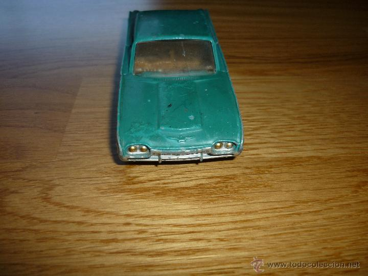 Coches a escala: FORD USA THUNDERBIRD DALIA SOLIDO 1/43 - Foto 2 - 45378438