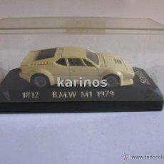 Coches a escala: BMW M1 1979 SOLIDO. Lote 48471932