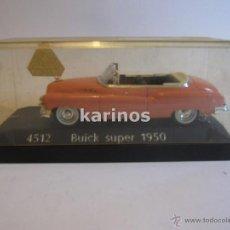Coches a escala: BUICK SUPER 1950 SOLIDO 4512. Lote 48475715