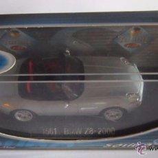 Coches a escala: COCHE SOLIDO, METALICO, ESCALA 1:43, 1561 BMW Z8 2000, EN CAJA. CC. Lote 51432969