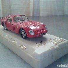 Coches a escala: FERRARI 250 GTO 1963. Lote 68947497