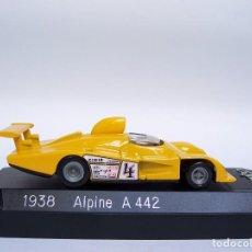 Coches a escala: ALPINE RENAULT A422 1938 SOLIDO 1/43. Lote 71459351
