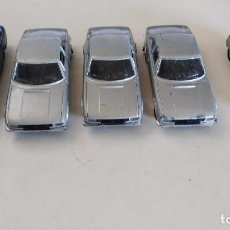 Coches a escala: SOLIDO - RENAULT 5 - PEUGEOT 504 COUPE V6 - RENAULT 25 - MADE IN FRANCE. Lote 76215835
