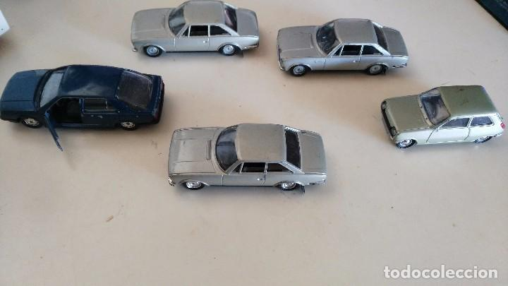 Coches a escala: SOLIDO - RENAULT 5 - PEUGEOT 504 COUPE V6 - RENAULT 25 - MADE IN FRANCE - Foto 2 - 76215835