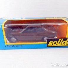 Coches a escala: 328 SOLIDO ORIGINAL COCHE LANCIA BETA GAM1 REF: 45 METAL MODEL CAR 1/43 1:43. Lote 76507419