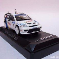 Coches a escala: FORD FOCUS WRC 2003 SOLIDO 1/43. Lote 77883381