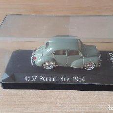 Coches a escala: COCHE 4537 RENAULT 4CV 1954 -- SOLIDO - ESCALA 1:43 -- VER FOTOS ADICIONALES. Lote 86762864
