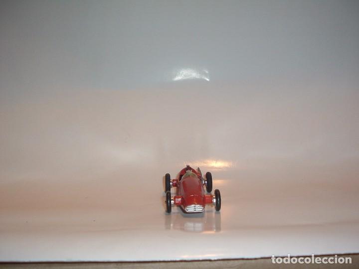 Coches a escala: SOLIDO ANTIGUO, MASERATI 250 VETTURA, REF. 102 - Foto 4 - 87066184