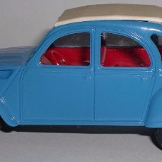 Coches a escala: SOLIDO - CITROEN 2CV6 - Nº1301 - ESCALA 1/43 - PERFECTO ESTADO. Lote 89357004