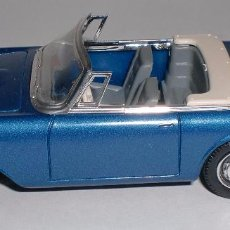 Coches a escala: SOLIDO - FACEL VEGA 2/1962 - ESCALA 1/43 - FRANCE - PERFECTO ESTADO. Lote 89357216