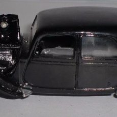 Coches a escala: SÓLIDO CITROEN 15 SIX 1939 - ESCALA 1/43 - FRANCE - PERFECTO ESTADO. Lote 89626672