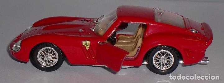 SÓLIDO FERRARI 250 GTO 1963 - ESCALA 1/43 - FRANCE - PERFECTO ESTADO (Juguetes - Coches a Escala 1:43 Solido)