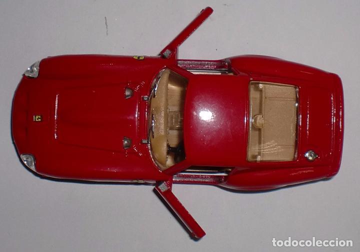 Coches a escala: SÓLIDO FERRARI 250 GTO 1963 - ESCALA 1/43 - FRANCE - PERFECTO ESTADO - Foto 2 - 89627248