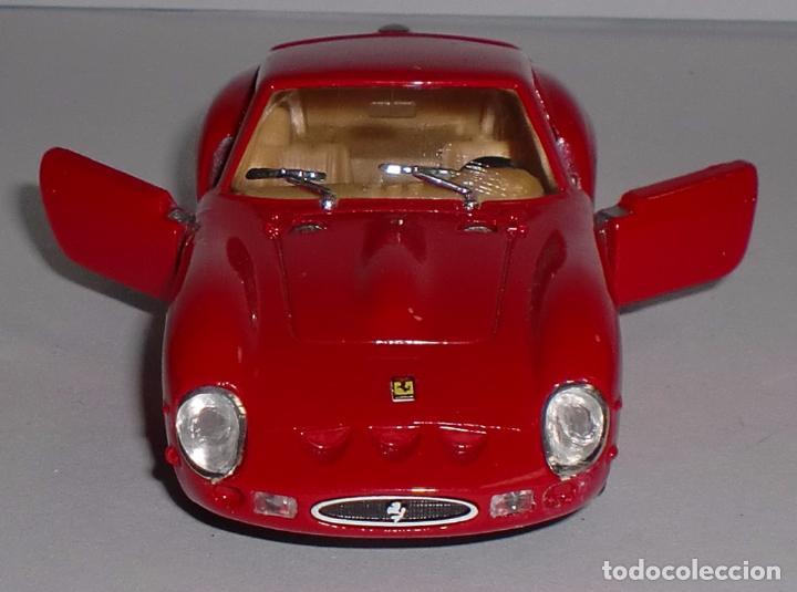 Coches a escala: SÓLIDO FERRARI 250 GTO 1963 - ESCALA 1/43 - FRANCE - PERFECTO ESTADO - Foto 3 - 89627248