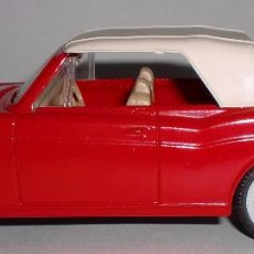 Coches a escala: SOLIDO - BENTLEY CONTINENTAL - ESCALA 1/43 - FRANCE - PERFECTO ESTADO. Lote 90603425