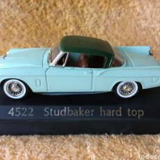 Coches a escala: SÓLIDO AGE D'OR STUDEBAKER HARD-TOP (1957) 1:43. Lote 101641528