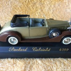 Coches a escala: SÓLIDO AGE D'OR PACKARD CABRIOLET 1:43. Lote 101646512