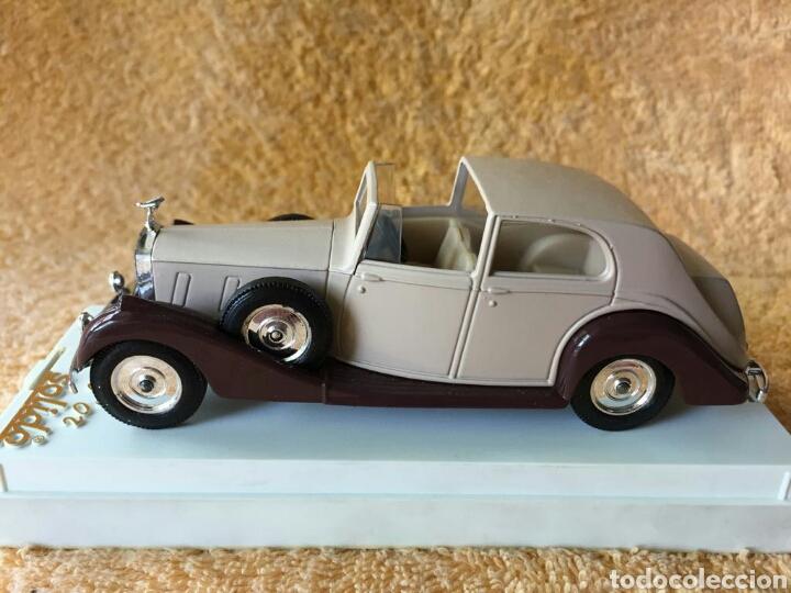 Coches a escala: Sólido Age Dor Rolls Royce Coupe 1:43 - Foto 2 - 101647139