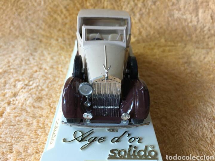 Coches a escala: Sólido Age Dor Rolls Royce Coupe 1:43 - Foto 3 - 101647139