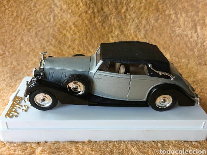 Coches a escala: Sólido Age Dor Rolls Royce Phantom 1:43 - Foto 2 - 101651178