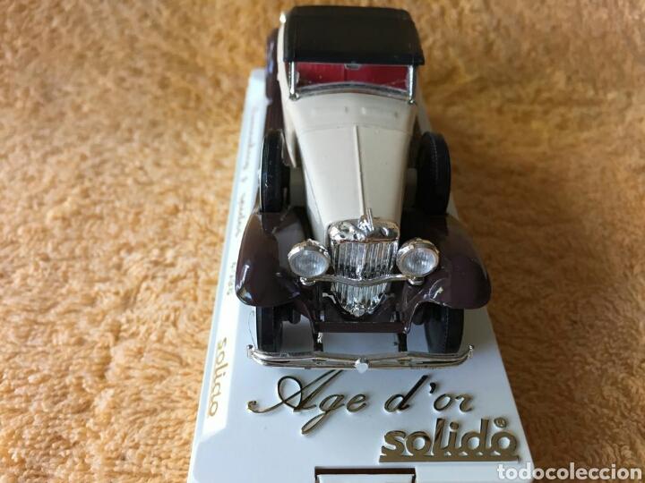 Coches a escala: Sólido Age Dor Duesenberg J Spider 1:43 - Foto 3 - 101651243