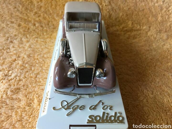 Coches a escala: Sólido Age Dor Delahaye Coupe 1:43 - Foto 3 - 101651388