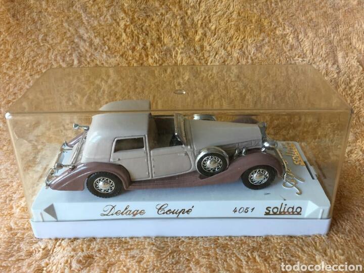 Coches a escala: Sólido Age Dor Delahaye Coupe 1:43 - Foto 4 - 101651388