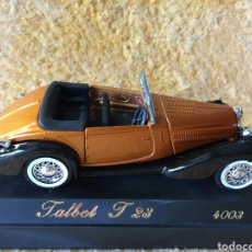 Coches a escala: SÓLIDO AGE D'OR TALBOT T23 NARANJA 1:43. Lote 101651790