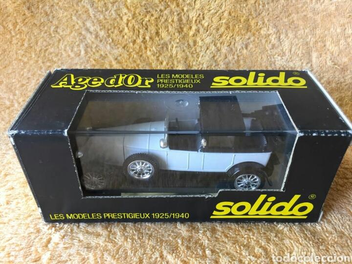 Coches a escala: Sólido Age Dor Renault 40cv 1:43 - Foto 4 - 101652088