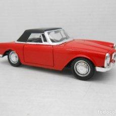 Coches a escala: 1/43 COCHE FACEL VEGA 2 AÑO 1962 SOLIDO 1/43 1:43 MODEL CAR FRANCE MINIATURA MINIATURE . Lote 108820276