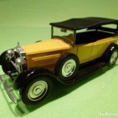 Coches a escala: 1/43, FIAT 525 M, 1929, SOLIDO 4154,. Lote 102935275