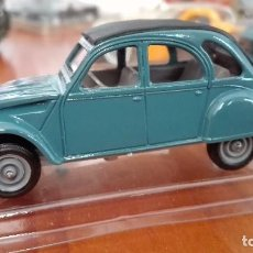 Coches a escala: CITROEN 2 CV6 1/43 SOLIDO. Lote 103598747