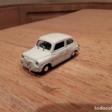 Coches a escala: SÓLIDO SEAT 600 1963. Lote 106793427