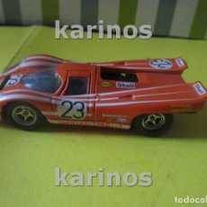 Carros em escala: PORSCHE - 917 N 23 LE MANS (SOLIDO) (SIN CAJA). Lote 107496847