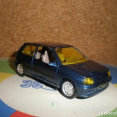 Coches a escala: SOLIDO,RENAULT CLIO,MADE IN FRANCE. Lote 108724007