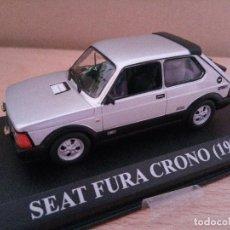 Coches a escala: SEAT FURA CRONO 1982. Lote 109329523