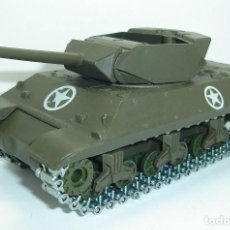 Coches a escala: TANQUE MILITAR CARRO DE COMBATE DESTROYER M10 SOLIDO 1/50. Lote 112386907