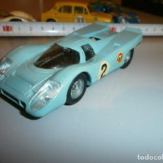 Coches a escala: ANTIGUO SOLIDO PORSCHE 917 MADE IN FRANCE. Lote 119009775