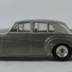Coches a escala: COCHE ROLLS ROYCE SILVER CLOUD, ESCALA 1/43 DE SOLIDO, MADE IN FRANCE, ESTÁ FABRICADO ENTERAMENTE EN. Lote 121965291