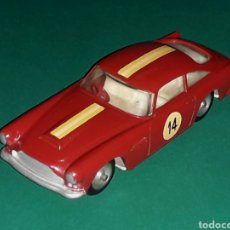 Coches a escala: ASTON MARTIN DB4 REF. 111, METAL ESC. 1/43, SOLIDO MADE IN FRANCE, ORIGINAL AÑO 1960.. Lote 126377535