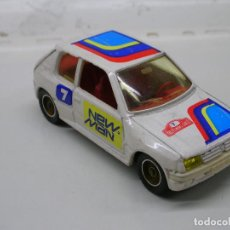 Coches a escala: SOLIDO 1/43 PEUGEOT 205 GTI RALLYE MONTE CARLO METAL MADE IN FRANCE. Lote 139100844